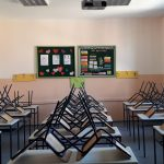 Biohazard & Disinfection - Classroom