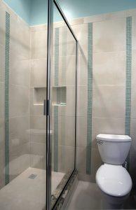 Shower Door Restoration & Sealing